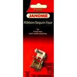 Ribbon/Sequin Foot, Janome #202090009