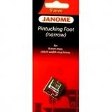 Pintucking Foot (Narrow), Janome #202094003