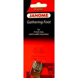 Gathering Foot, Janome #202096005