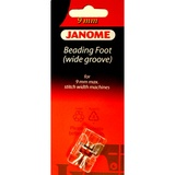 Beading Foot (2.5MM-4MM), Janome #202098007