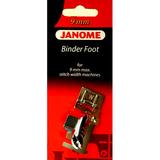 Binder Foot, Janome #202099008