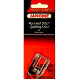 Accufeed Ditch Quilting Foot, Janome #202103006