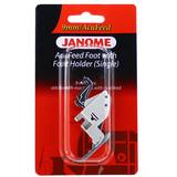 Acufeed Foot w/ Holder (Single), Janome #202127006