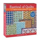 Festival Of Quilts Jigsaw Puzzle - 1000pc
