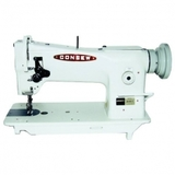 Consew 206RB-5 Industrial Sewing Machine with Table and Servo Motor