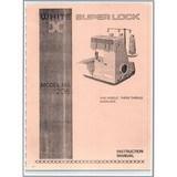 Instruction Manual, White 206