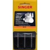 Singer, Regular Point Overlock Needles - Size 80/12