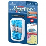 Comfort Grip Magic Pins - Quilting Pins