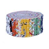 Moda Fabrics Bubble Pop Jelly Roll - 40pc