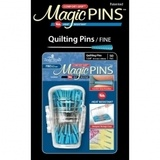 Comfort Grip Magic Pins - Fine Tip Quilting Pins