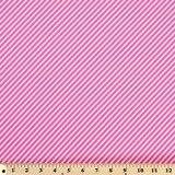 Moda, Dot Dot Dash, Pink Fabric