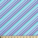 Moda, Dot Dot Dash, Blues Multi Fabric