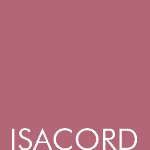 Isacord Polyester Thread, Mauve 5000m