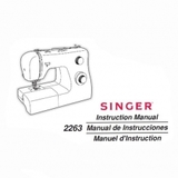 HQ COMPREHENSIVE SINGER 6790 6740 SEWING MACHINE ILLUSTRATED INSTRUCTIONS MANUAL