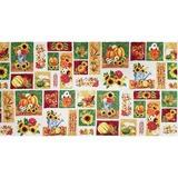 Wilmington, Harvest Abundance Fabric Panel