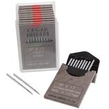 100pk Organ 135x17 Ball Point Needles - Size 140/22