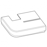 Bed Cover Unit, Janome #856520008