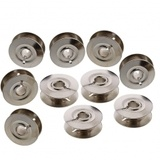 Metal Bobbins (10 Pack), Pfaff #9033NS