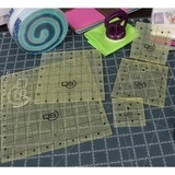 Quilters Select Non-Slip Rulers - Small