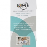 Quilters Select, Batting and Stabilizer Sample Pack