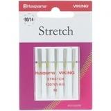 Viking Stretch Needles, 5pk (130/705H) - Size 90/14