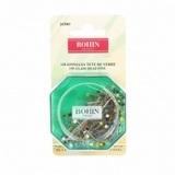 Bohin Fine Glass Head Pins - 150pk