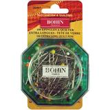 "1 7/8"" Quilting Glass Head Pins (100 CT), Bohin #26597"