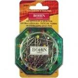 """1 7/8"""" Quilting Glass Head Pins (100 CT), Bohin #26597"""