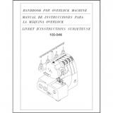 Instruction Manual, Euro Pro 100-546