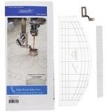 Ruler Foot W/ 4.5mm Arc Template, High Shank