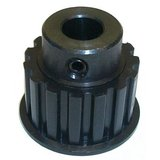 Hook Drive Shaft Pulley, Singer #283185