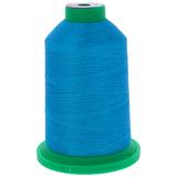 Isacord Polyester Thread, Caribbean Blue 5000m