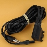 Power Cord, 220 Volt, Bernina #329.160.03