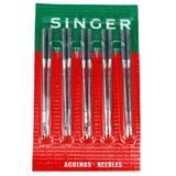 Needles (10pk) Singer, 135x16