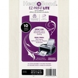 Heat N Bond EZ Print Fusible Sheets (10pk), 8-1/2in by 11in