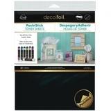iCraft Deco Foil PeelnStick Toner Sheets (2pc)