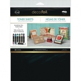 iCraft Deco Foil Toner Sheets (3pc)