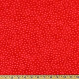 Moda Classic, Marble Mate Dots, Red Fabric