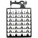 63 Pin Spool Rack