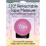 120 inches Retractable Tape Measure, Sassy Notions