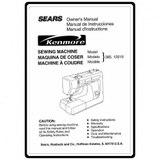 Instruction Manual, Kenmore 385.12216 Models