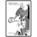 Instruction Manual, Kenmore 385.12332 Models