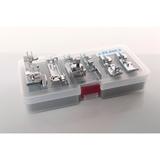 6pc Presser Foot Kit, Juki #40149061