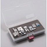 Heavy User Presser Foot Kit, Juki 40181033