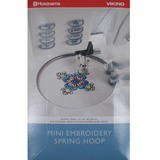 Mini Embroidery Spring Hoop, Viking #4125739-01