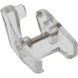 Clear Open Toe Free Motion Foot, Viking #4128606-45