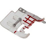 Clear Seam Guide Foot, Viking #4130348-45