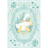 Studio E, Ducky Tales Fabric Panel - Blue