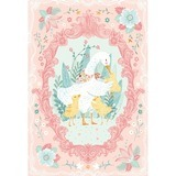 Studio E, Ducky Tales Fabric Panel - Pink