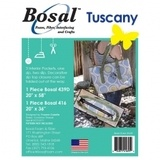 Bosal In-R-Form Plus and Non-Woven Fusible Foam Stabilizer  for Tuscany Pattern